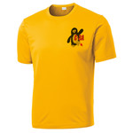 W113 - C-3A Section Logo - Emb - ST350 - C-3A Section Logo Wicking T-Shirt